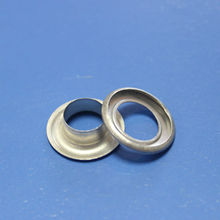high quantily custom metal crimp eyelet