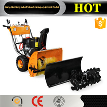 15HP snow sweeper blower/snow blowing machine