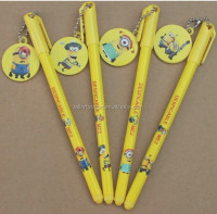 TF-G03150803005 cute minion despicable me gel pen