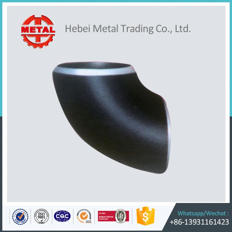 low-pressure and price butt welde carbon steel pipe fitting elbows