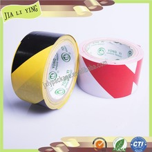 2-Color PVC Film Material Isolation Safety Warning Glue Tape