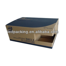 Protected coffee mug packaging boxes
