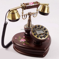 Home Decor Cheap Antique Caller Id Phones Old Fashioned Corded Telephones