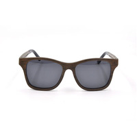 2016 Innovation cat eye animal shaped sunglasses with wood framed sun glasses