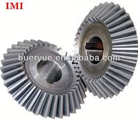 China High Quality Material Precision crown wheel and pinion gear bevel gear