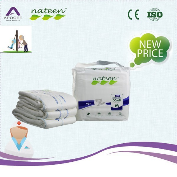 Adult Disposable Cloth Diaper For Old Men