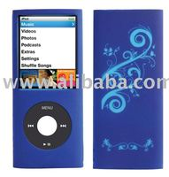 Silicone Skins for iPod nano 4G