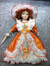 Porcelain Bride Dress Girls Sexy Hot Baby Doll