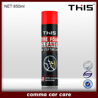450ML Tire Foam Cleaner Engine Carbon Cleaner