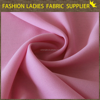 2015 shaoxing cicheng wholesale 100% poly 75D*75D composition of chiffon