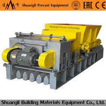 prestressed concrete hollow core slab extruder/slipform hollow core slab forming machine