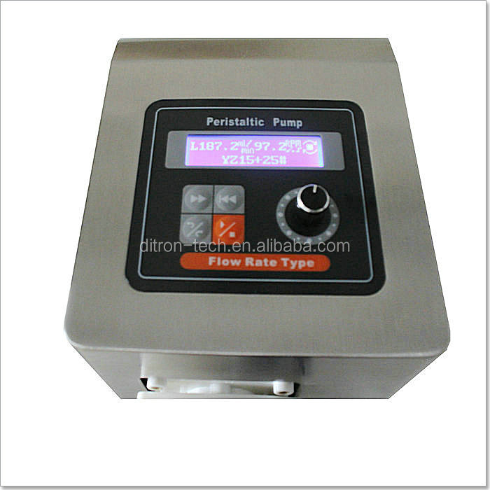 Factory price various volume coating pump for cosmetic
