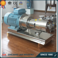 BLS Homogenizer inline equipment used for ointments