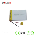 1900mah lipo battery 3.7v li ion polymer battery 505067 LIPO with wire