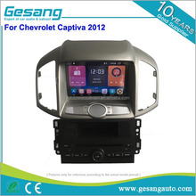 "8"" android double din car stereo android 6.0 car dvd player for CHEVROLET CAPTIVA 2012 support 4G connection"