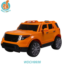 WDCH9936 Factory Direct Price Mini Electric Kids Jeep For Sale With 2.4G Remote Control And Radio