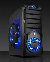 2014 New Computer Gaming Case With Side Panel Window/modern cool good computer gaming mouse for wholesale