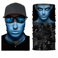 Cheap Customized Magic Microfiber Tubular Seamless Bandana Scarf