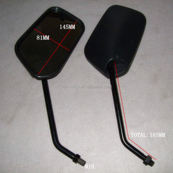 SCL-2012070009 motorcycle racing parts rear-view mirror