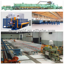aluminum profile extrusion line machine