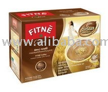 FITNE Coffee Cereal and vitamins formula