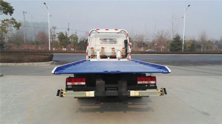High Quality 3000Kg Lifting Capacity Wrecker Tow Truck