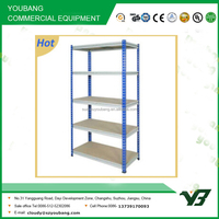 Hot sell 5 layer angle iron rack (YB-WR-C101)