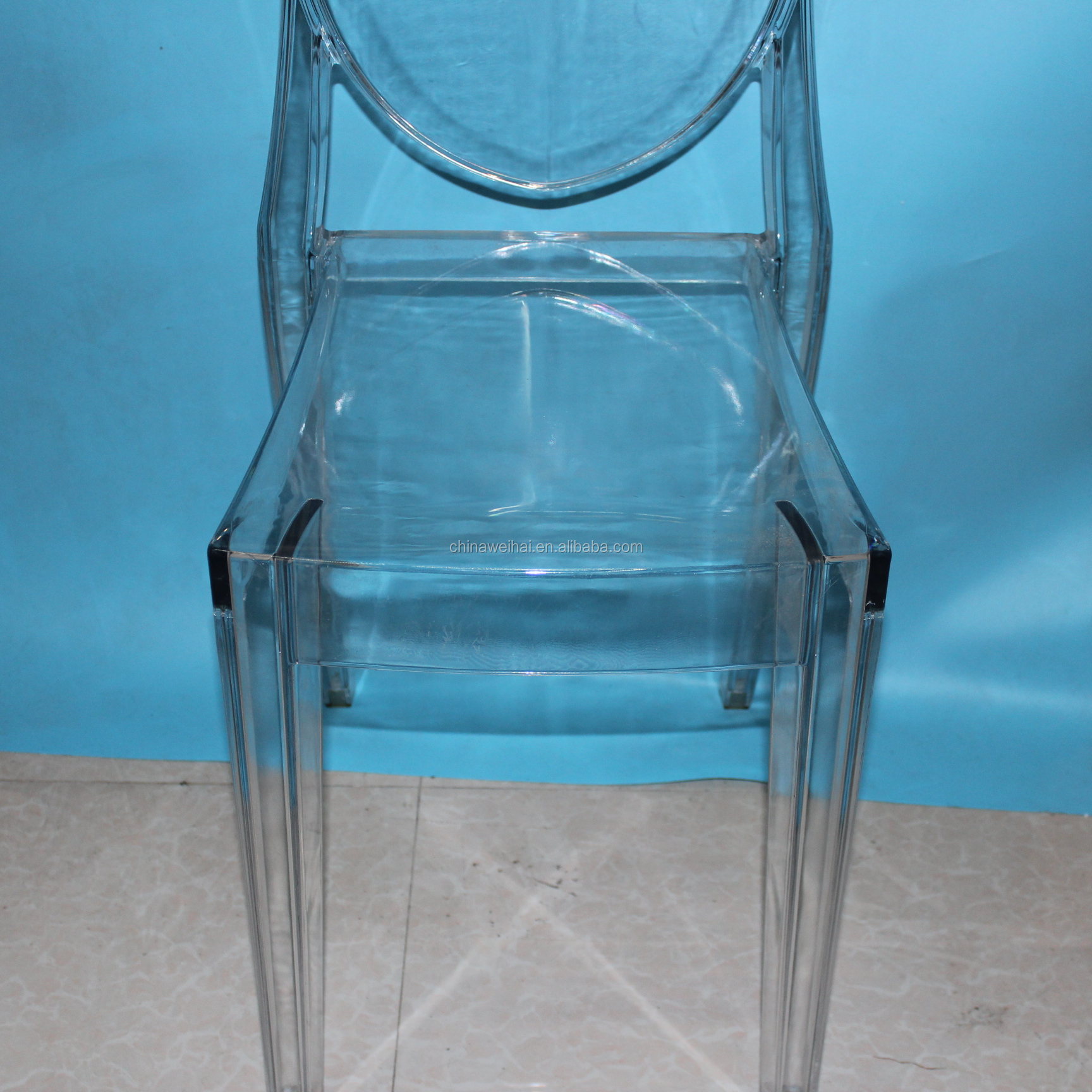2018 New Design Acrylic Chair