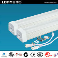 High efficiency low voltage 4ft t5 led lighting tube twins tubes