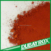 Powder Pigment Iron Oxide Red for Retaining Wall Blocks