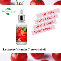 Lycopene Skin whitening Essetial Oil /Argan Oil facial oil