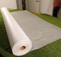waterproof breathable membrane for roof and wall underlay
