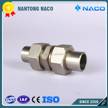 Promotional Weld Forged Nipple Hydraulic Hose Fittings