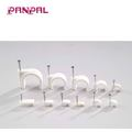 China supplier White Nail Cable Clip