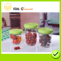 portable small large flat plastic containers