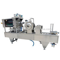 XBG60-2 automatic vacuum filling and sealing machine for porridge
