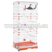 2015 High quality Square Metal Kennels for dogs or cats KE011