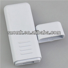 Electronics plastic small usb 3.0 plastic usb enclosures