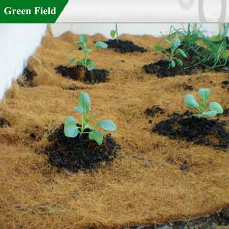 Green Field Coco Fiber Weed Control Mat