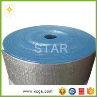Heat insulation materials foam foil radiant roof barrier shield lined insulation