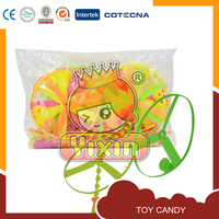 Interesting windmills toy candy for kids