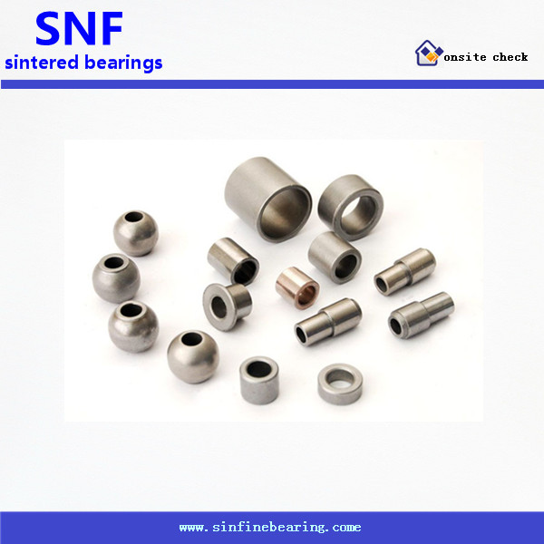 SNF manufacturer supply sintered spherical bearing