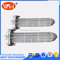 Efficient Marine Heat Exchanger,Twisted Tube Heat Exchanger