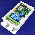 GSM Remote control box (QUAD band,7 Relay Output)