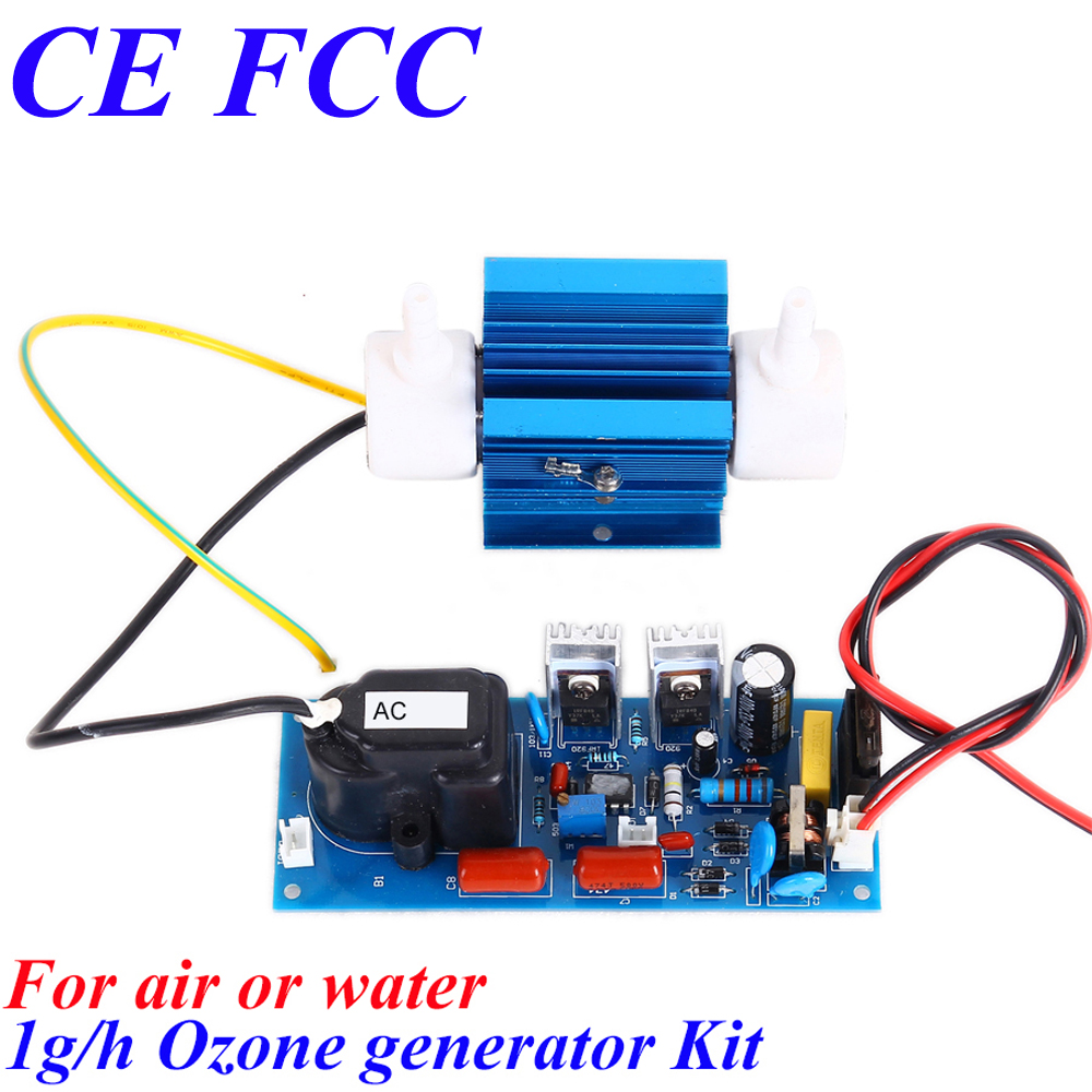 CE EMC LVD FCC home air& water ozone generator