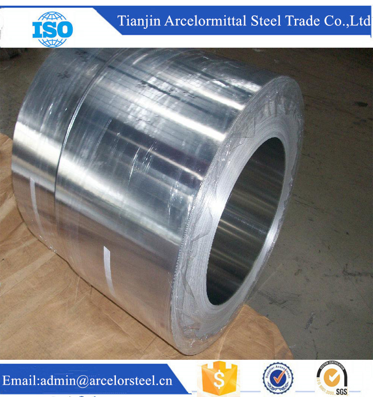 SPTE/electrolytic tinplate steel coil for packing