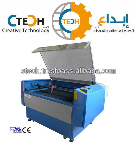 CTECH Laser CNC Machine