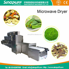 Industrial Tea Steaming Machine /Tea Sterilization Machine/Microwave Dryer