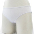 Good quality disposable cotton underwear 2014