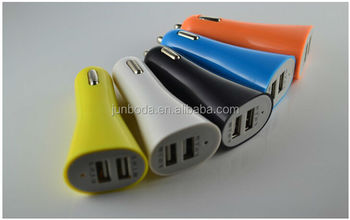 for iphone car charger 2.1A dual port